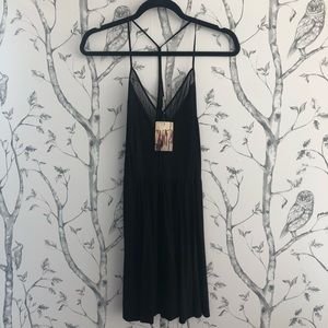 Urban Outfitters Dresses - UO Cope Black Skater Dress - Size M